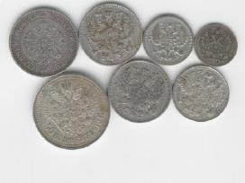 Rusiskos carines monetos,medaliai. - nuotraukos Nr. 2