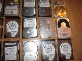 Kietieji diskai ide nuo 1gb iki 320gb - nuotraukos Nr. 4