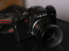 Leica R4 Summicron R 50/2 made in Germany 450 eur.