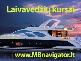 Laivavedžių Kursai MB Navigator Lt