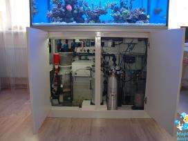 Akvariumų gamyba, įrengimas, priežiūra,