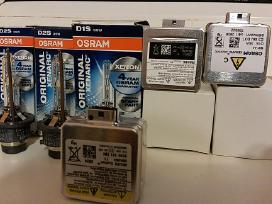 Originalios Philips,osram.d1s D2s D3s D4s Akcija