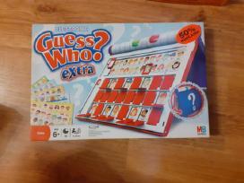 Stalo žaidimai ir puzlės