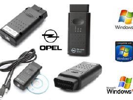 Opel Opcom V1.70 diagnostikos laidas kabelis Usb