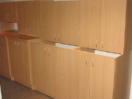 Naujos virtuvines spinteles