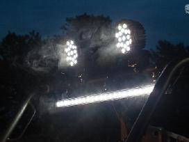 Led darbines lempos,sviestuvai 12v-24v akcija