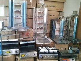Kebabų ruošimo įranga