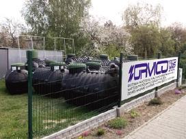Akcija Ekoroto-2000 469 Eur, pristatymas,įrengimas