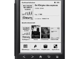 Pocketbook Hd2, Inkpad 3, Kobo eknygu skaitykle - nuotraukos Nr. 2