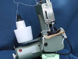 Pramoninė siuvimo įranga - nuotraukos Nr. 6