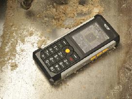 Nauji Caterpillar telefonai su 2 metų Garantija