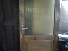 Naudoti mediniai langai ir durys - nuotraukos Nr. 7