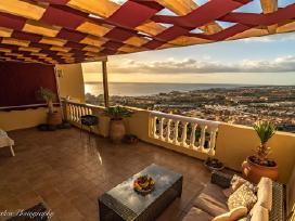 Sea view apartamentai Tenerifėje Costa Adeje