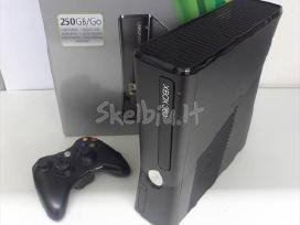 Xbox 360 slim 250gb su rgh atristas