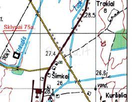 Sklypai 75a. radailiai k. (pipirai k.)