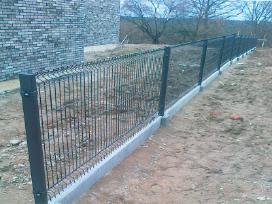 Vartai, varteliai, tvoros