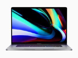 Naujas MacBook Pro 16 512 2019m