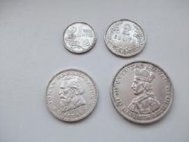Perku lietuviškas monetas ir banknotus