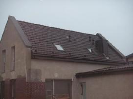 Stogų dengimas, karkasiniu namu statyba - nuotraukos Nr. 4