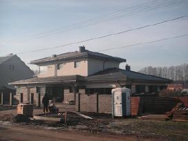 Stogų dengimas, karkasiniu namu statyba - nuotraukos Nr. 5