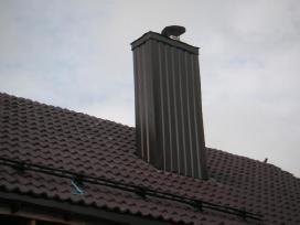 Stogų dengimas, karkasiniu namu statyba - nuotraukos Nr. 8