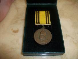 Gedimino ordino medalis- perku