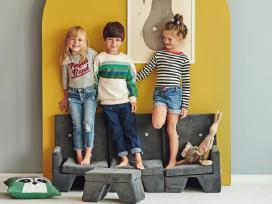 Vaikiški foteliai Premium