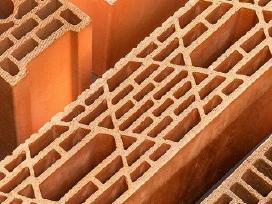 Keraminiai blokeliai, blokai, Keraminės plytos
