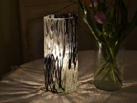Stikliniai šviestuvai