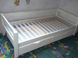Vaikiškos lovytės. Akcija