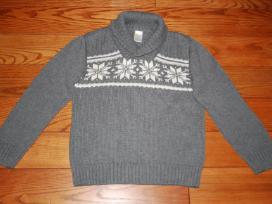 Megztinis 7-8 metų berniukui