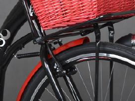 Aliuminis Moteriškas miesto dviratis Burghardt