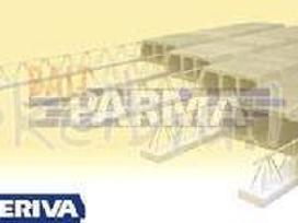 Perdangos plokštės, sąramos, betonas
