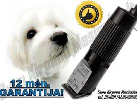 Šunų ir kačių kirpimo mašinėlės