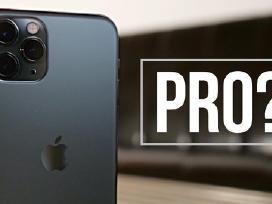 Pirkčiau iPhone 11 Pro, gali būti su defektu