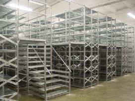 Stelazai gamyklos kainomis