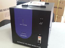 Elektros itampos stabilizatorius 5000va, 10000va