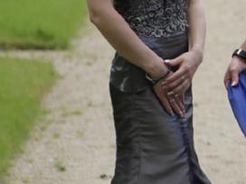 Progine ilga suknele
