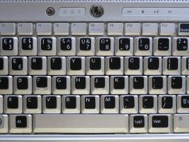 Ypač kokybiški lipdukai klaviatūrai su Lt raidėmis - nuotraukos Nr. 4