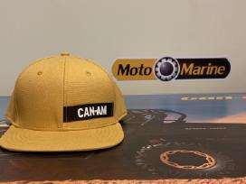 Can-am laisvailaiko kepurės
