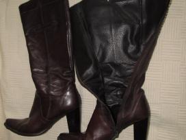 Paruodami natūralios odos batai