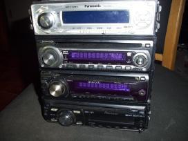 Automagnetola, Pioneer, Kenwood, Panasonic