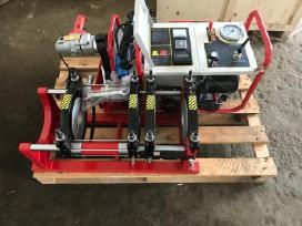 Vamzdžių suvirinimo aparatas hidraulinis Chmy160