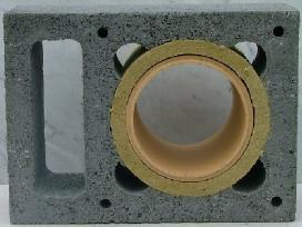 8 metrų kaminas 430 eur D200 su ventiliacija