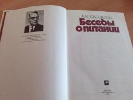 Knygą pokalbiai apie mitybą rusų kalba