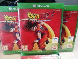 Xbox one žaidimas Dragon Ball z kakarot