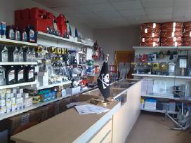 Laivų reikmenų parduotuvė Vilniuje
