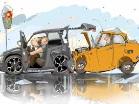 Kokybiškas automobilių dažymas vilniuje