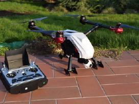 Dji - Walkera - dronas - orlaivis - kvadrokopteris