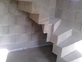 Betoniniu laiptu gamyba,projektavimas - nuotraukos Nr. 3